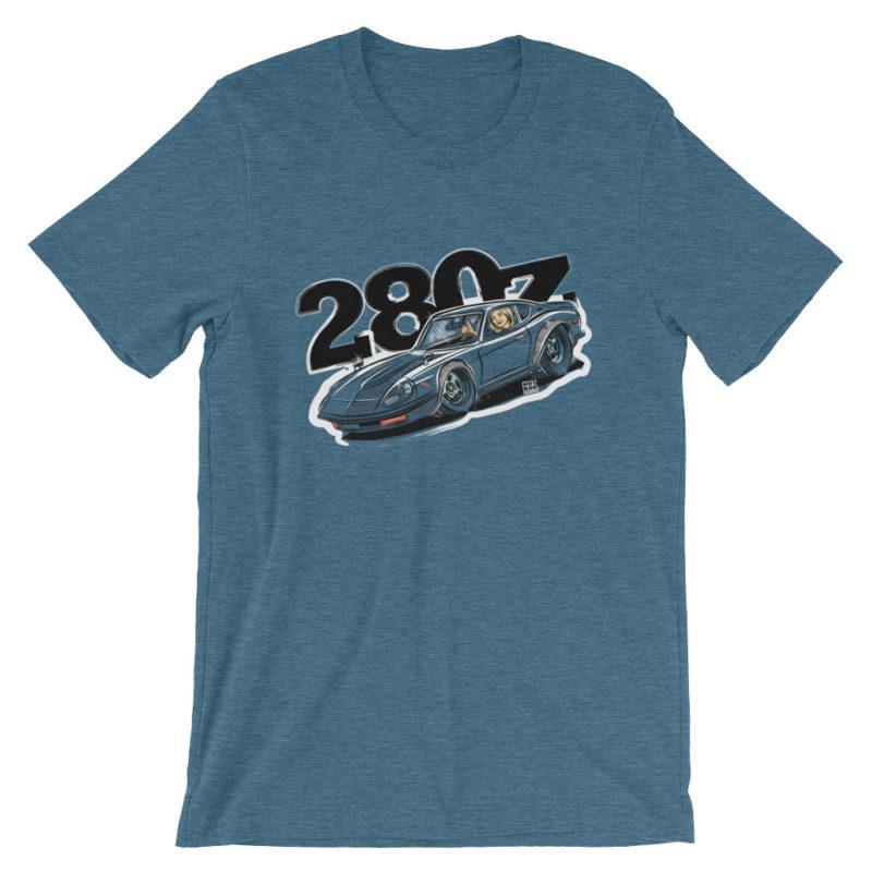 Nissan 280z T-Shirt - Blue