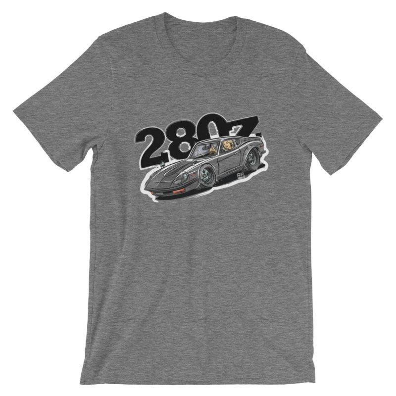 Nissan 280z T-Shirt - Gray